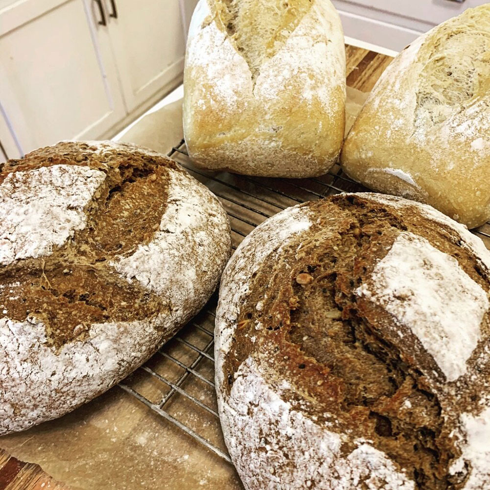 sourdoughs - Galo Kitchen Personal Chef